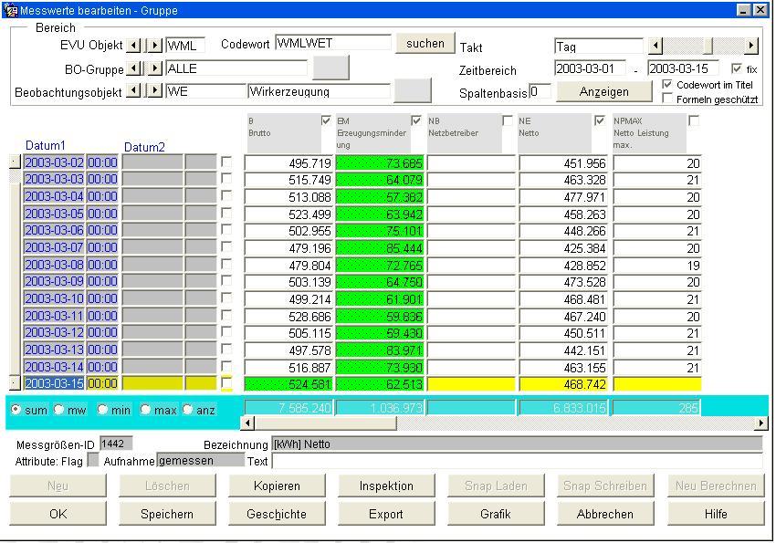 ATPEDS - The Energy Data System, The Energy Data Program